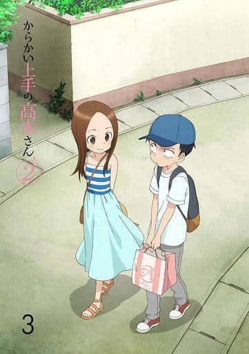 Missing Teasing Takagi San 2 Vol 3 Limited Edition Status Manga Missing Drawing By Takaichiro Yamamoto Video Software Suruga Ya Com