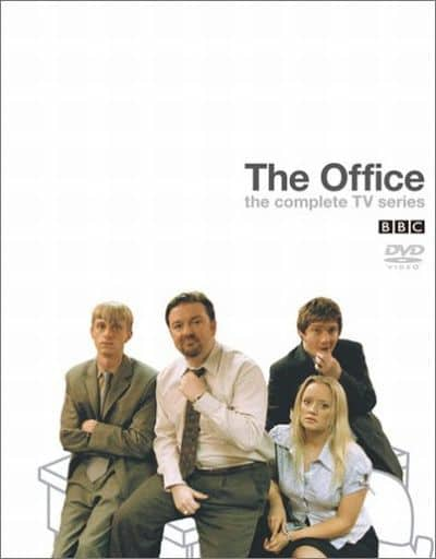 The Office Box + Christmas Special Set