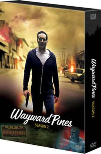 Wayward Pines Exitless Town Season 2 DVD Collector's Box