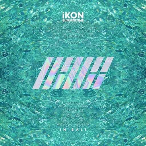 Incomplete) iKON / iKON SUMMERTIME SEASON2 in First Press Limited (Status : Vinyl Pouch, Sticker Set, Postcard Set, Can Batch Missing by Member)