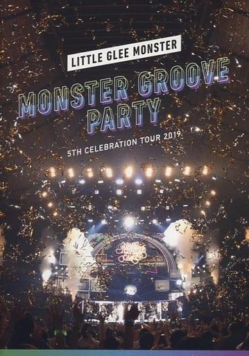 Little Glee Monster / Little Glee Monster fifth Celebration Tour 2019 - MONSTER GROOVE PARTY - [Regular Edition]