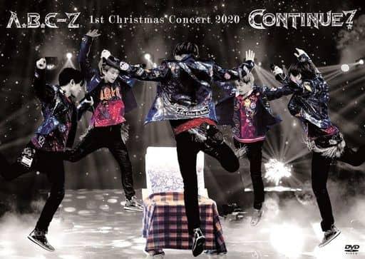 A.B.C-Z / A.B.C-Z 1 st Christmas Concert 2020 CONTINUE? [Regular Edition]