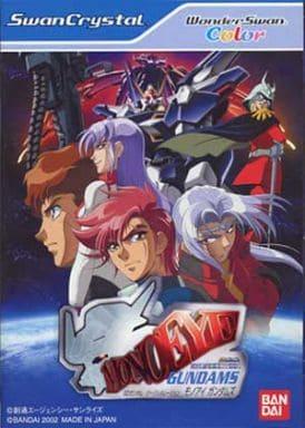 SD Gundam G Generation monodai Gundam