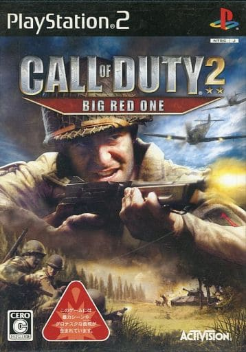 Call of Duty 2 Big Red One (condition : description missing)
