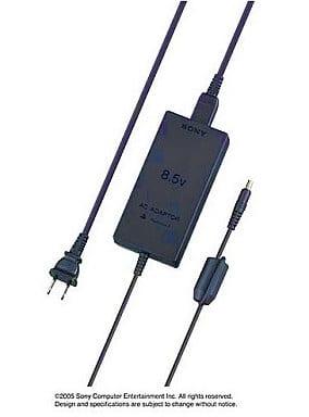 PS2 dedicated AC adapter