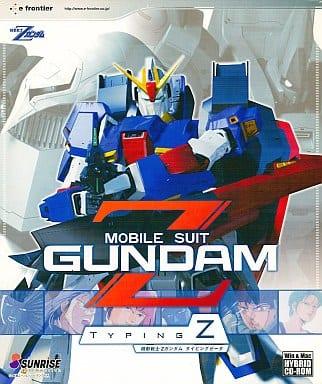 Mobile Warrior Z Gundam Typing Z