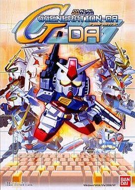 SD Gundam G Generation DA