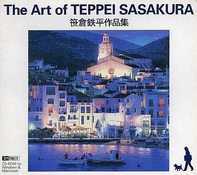Teppei Sasakura collection of works by : The Art of TEPPEI SASAKURA