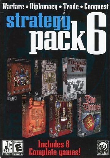 Strategy pack6 [North America]