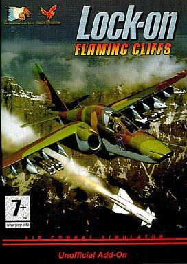 LOCK-ON : FLAMING CLIFFS [EU version]