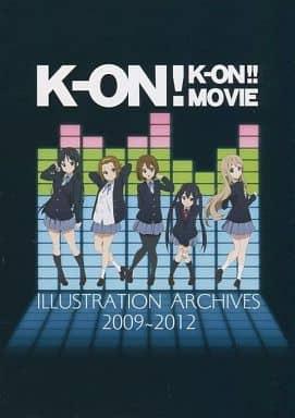 K-on! K-ON! K-ON MOVIE ILLUSTRATION ARCHIVES 2009-2012