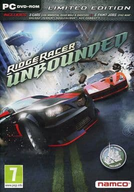 RIDGE RACER UNBOUNDED [EU version]