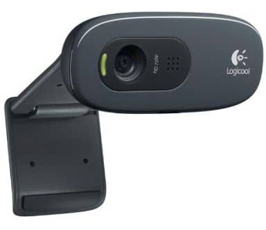 Logitech HD Webcam [C270]