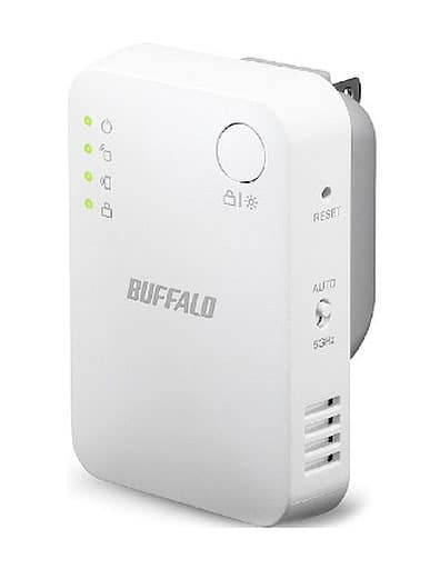Wireless LAN Wi-Fi Relay High Power Model AirStation [Wright Express - 733 dhps]