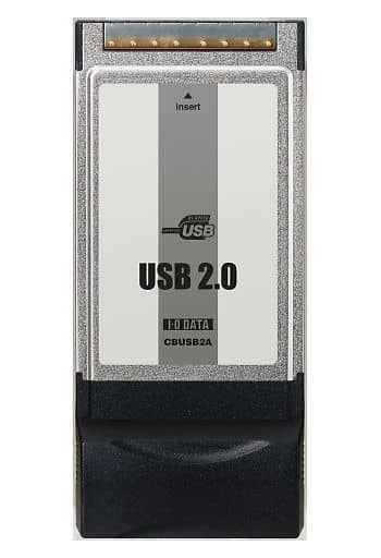 USB2.0 Interface PC Card [CBUSB2A]