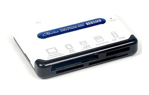 USB 2.0/1.1 Multi Card Reader Writer [USB2-8inRW]