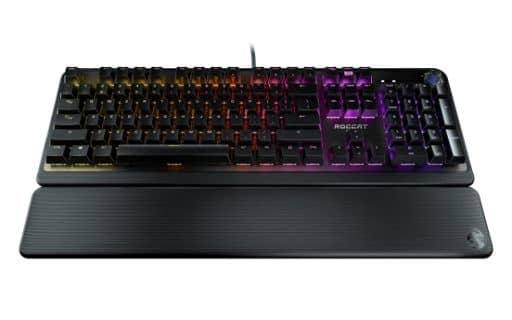 Wired RGB Mechanical Gaming Keyboard ROCCAT PIRO (Black) [ROC-12-627]