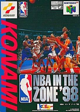NBA IN THE ZONE '98(SPG)