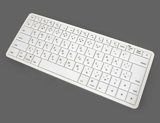 IQQibit Bluetooth White Keyboard for MACOS [RP-BK211W]