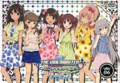 Radio idol Master Cinderella Girls' 『 Dellairi 』 DVD Vol. 6