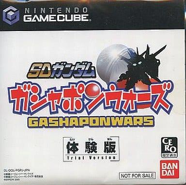 SD Gundam: GASHAPON WARS trial version