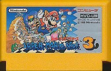 (without box&manual) SUPER MARIO BROS. 3