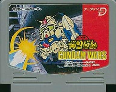 (without box&manual) Datach exclusive SD Gundam GUNDAM WARS