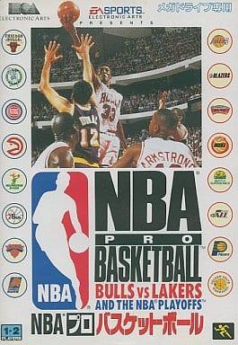 NBA Professional Basketball BULLS VS LAKERS