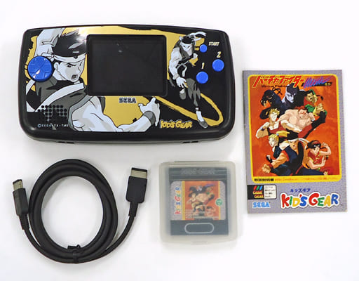 Kids Gear + Virtua Fighter MINI (with Match-up Cable) (Condition : Battery Malfunction * For details, see Remarks)