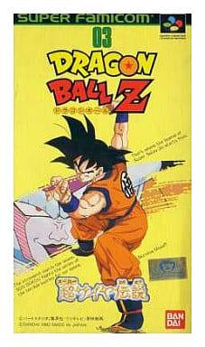 DRAGON BALL Z: Super Saiya Densetsu