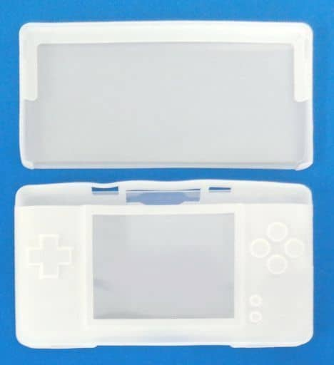 Silicon Protector for DSLite DLite Clear White