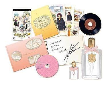 La Corda D'Oro 2f Encore Treasure Box [Limited Edition] (Condition : Perfume Bottle (Large) Condition Poor)