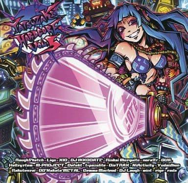 YATSUZAKI HARDCORE VOLUME 5 / Notebook Records