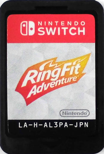 (without box&manual) Ring Fit Adventure (soft single item)