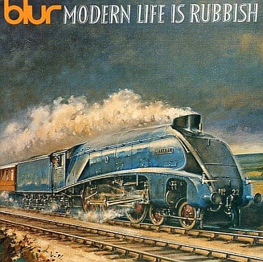 Blur / MODERN LIFE IS RUBBISH (US Edition) [Import Disc]
