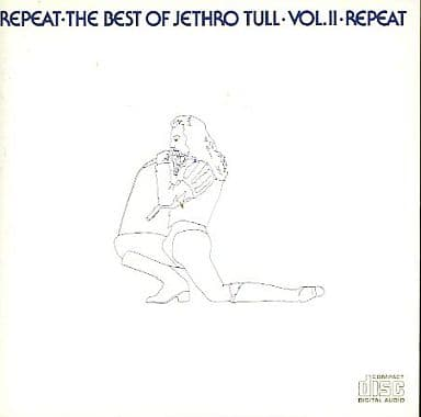 JETHRO TULL / REPEAT VOL. II-THE BEST OF JETHRO TULL - [Import]