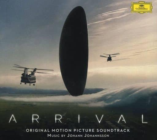"""""""Arrival"""" Original Motion Picture Soundtrack [Import Disc]"""