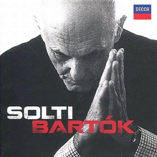GEORG SOLTI (Conductor) etc / BELA BARTOK