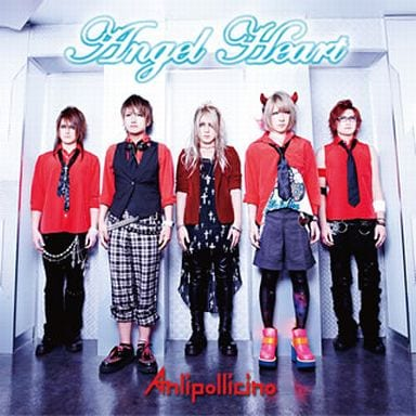 Anli Pollicino / Angel Heart[通常盤]