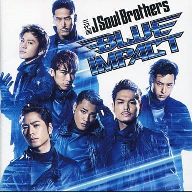 Third generation J Soul BROTHERS / BLUE IMPACT