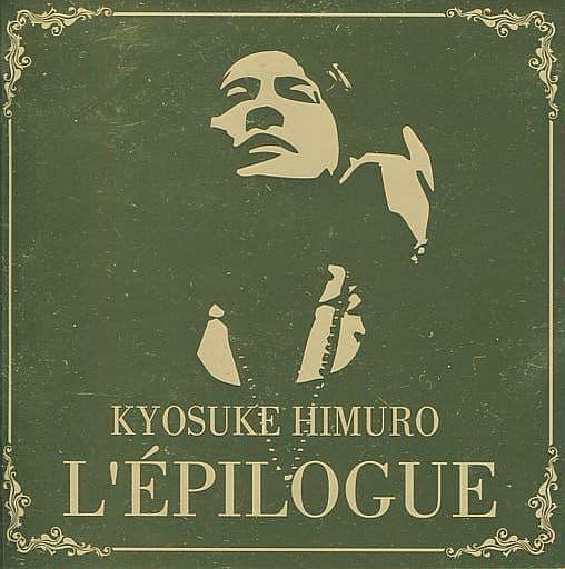 Kyosuke Himuro / L' EPILOGUE|Music software | Suruga-ya.com