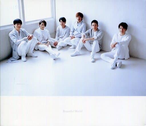 V6 / Beautiful World [Regular Edition]   Music software   Suruga-ya.com