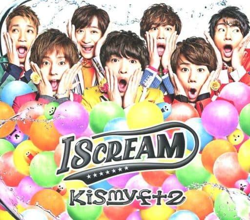 Japanese music CDs Kis-My-Ft2 / I SCREAM | Music software | Suruga-ya.com