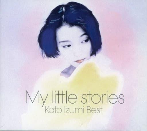 My Little Lover / My little storiis - Izumi Kato's best