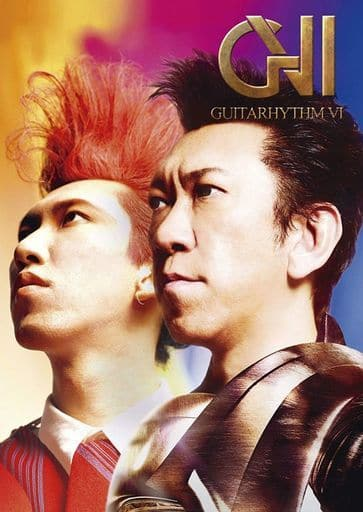 Tomoyasu Hotei / GUITARHYTHM 6 (Reprise Edition) [First edition limited edition with DVD]