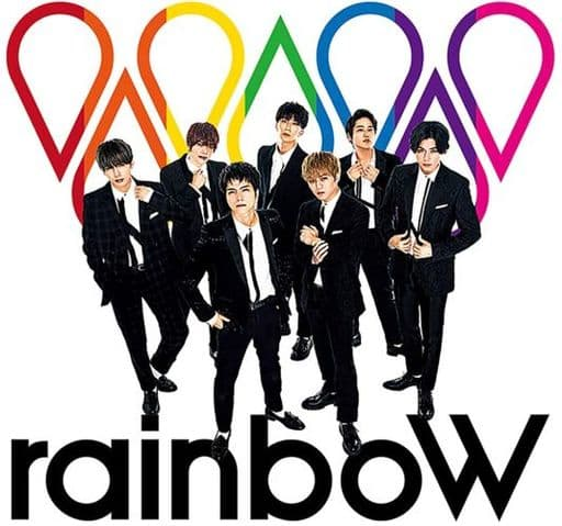 Johnny's West / rainBoW [First Edition with DVD-A]