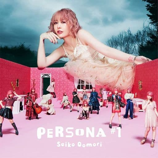 Seiko Omori / PERSONA #1