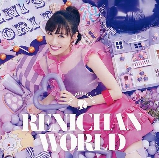 Reni Takagi / Rini-chan WORLD [Regular Edition]