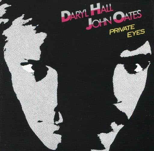 Hall & Oates / Private Eyes (limited edition)