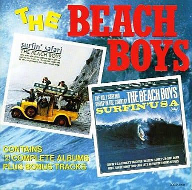 Beach Boys / Surfing Safari & Surfing U.S.A. (Obsolete)